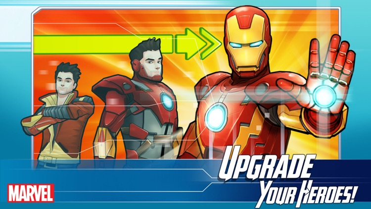 MARVEL Avengers Academy screenshot-2