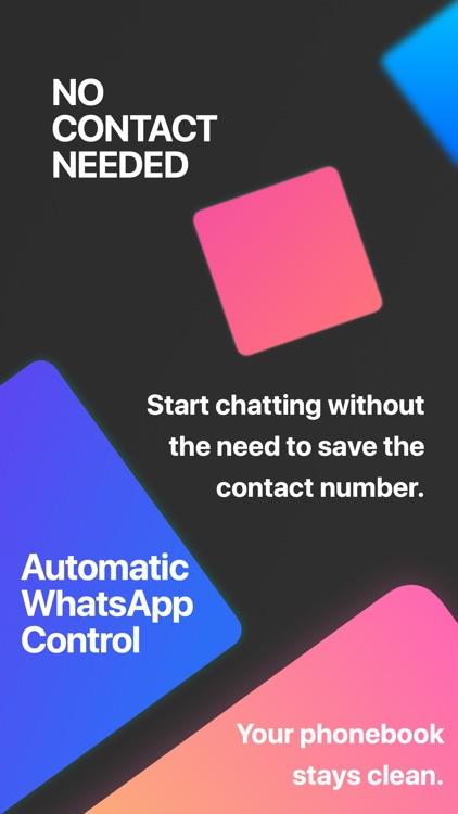 Direct Message for WhatsApp screenshot-5