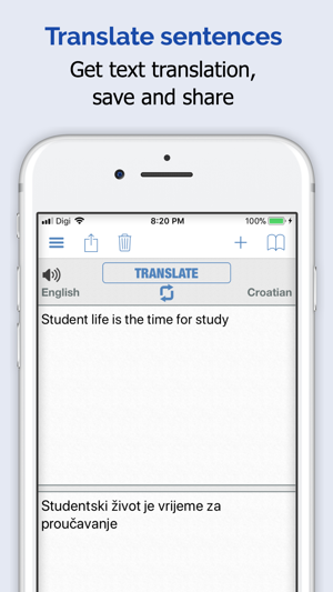 Croatian Dictionary + on the App Store