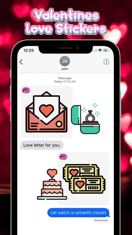 Valentines Love Emoji