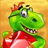 Daddy Dino Rocks - iPadアプリ