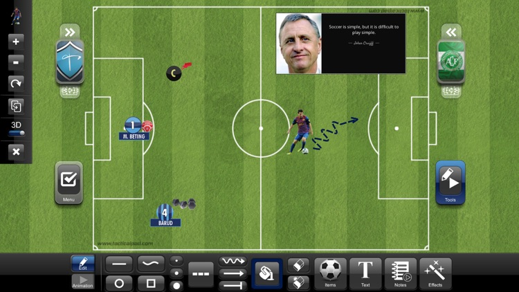 TacticalPad Coach's Whiteboard screenshot-3