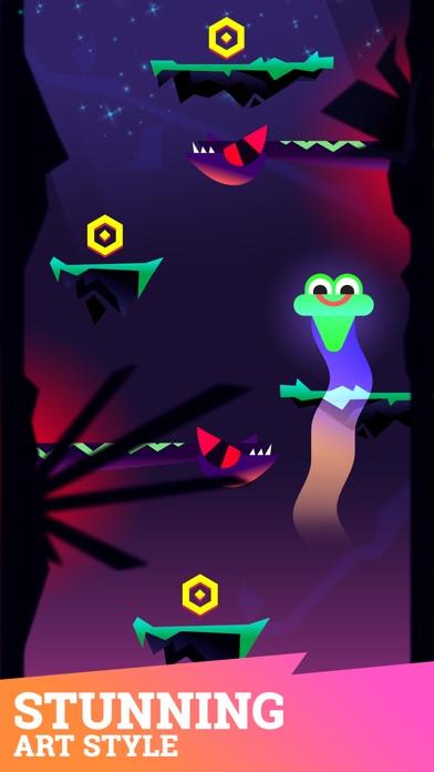 Frog Jump - endless platformer screenshot 4