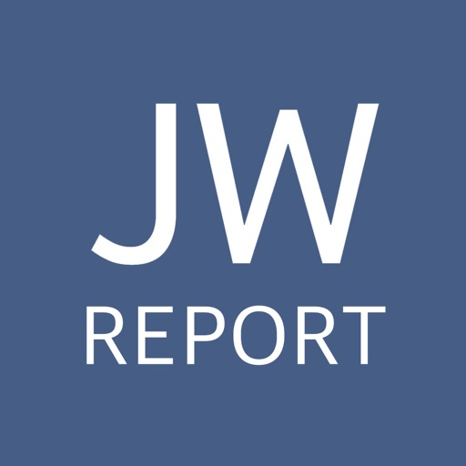 JW Report by Jacob Haskins