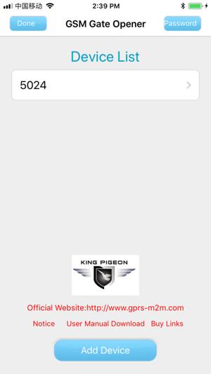 Gate Opener RTU5024 บน App Store