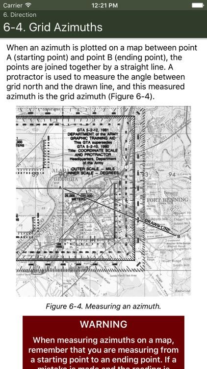 Map and Land Navigation