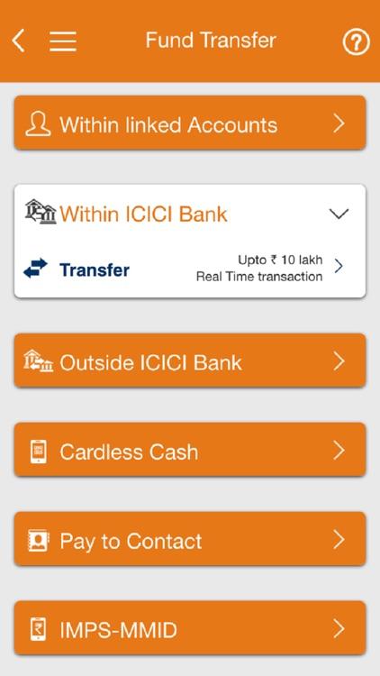 iMobile by ICICI Bank screenshot-3