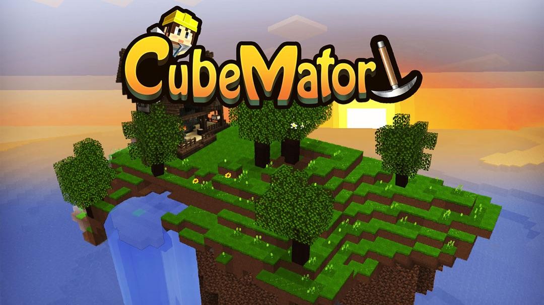 CubeMator - Mine the MC World Online Hack Tool