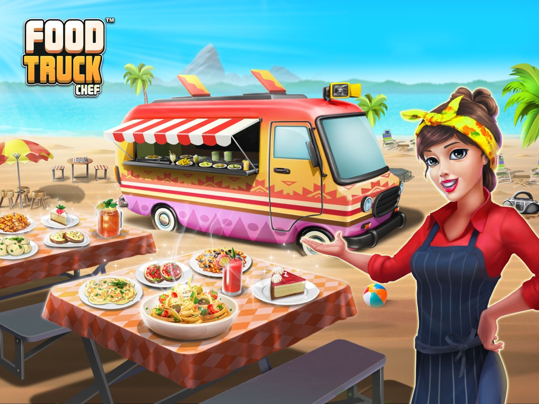 Food Truck Chef™: Cooking Game Online Hack Tool