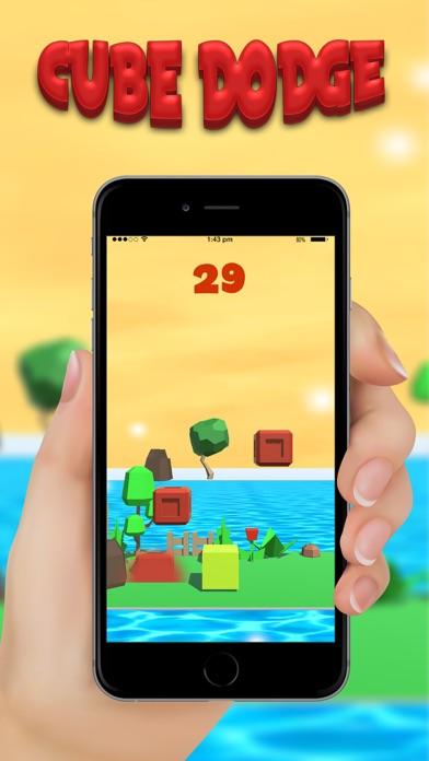 cube dodge: Bonus Cube screenshot four