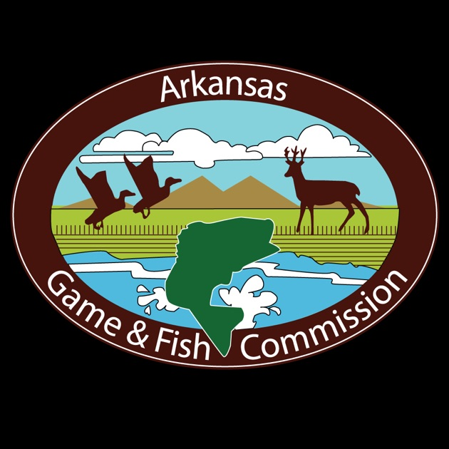 Agfc on the app store for Arkansas game and fish commission