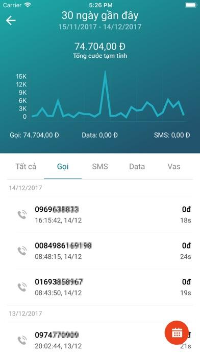 Screenshot for My Viettel - Đơn giản tiện ích in Viet Nam App Store