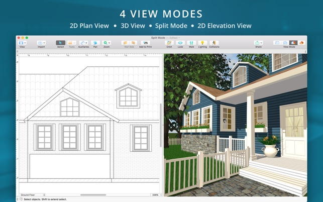 Live Home 3D Pro - Home Design Screenshot