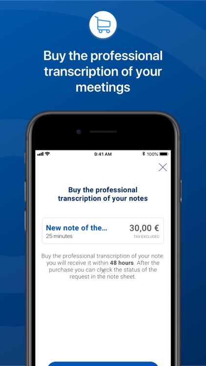 Meeting Recorder for Business screenshot-4