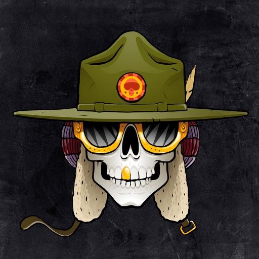 Voodoo Ranger Sticker Pack