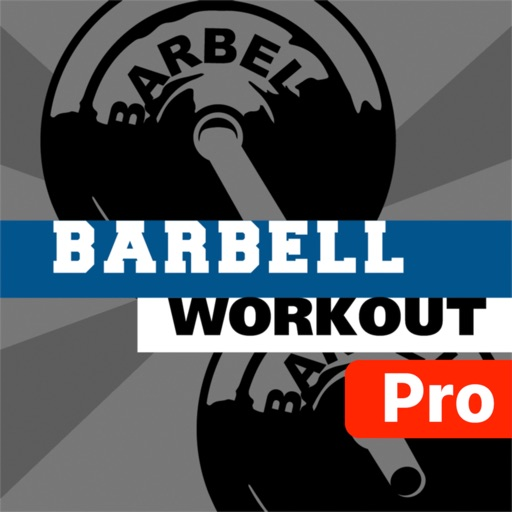 Barbell workout training -hiit