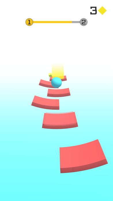 Twisty Bounce! screenshot 2