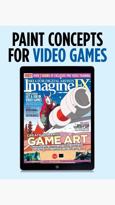 Imaginefx review screenshots