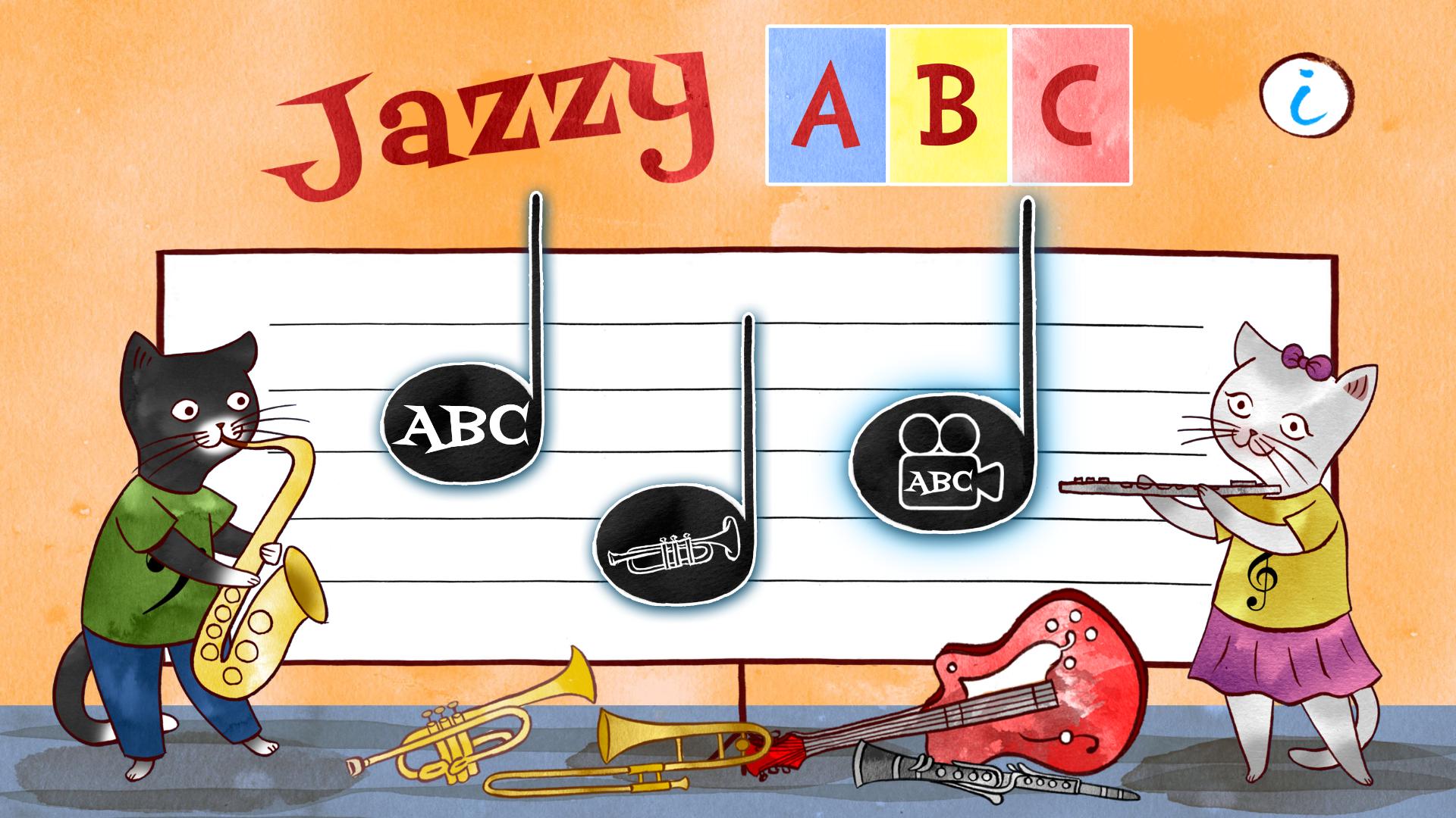 Jazzy ABC - Music Education screenshot 11