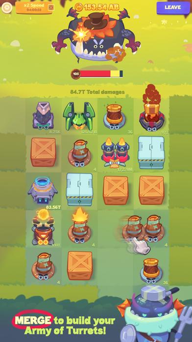 Merge Battle Screenshot