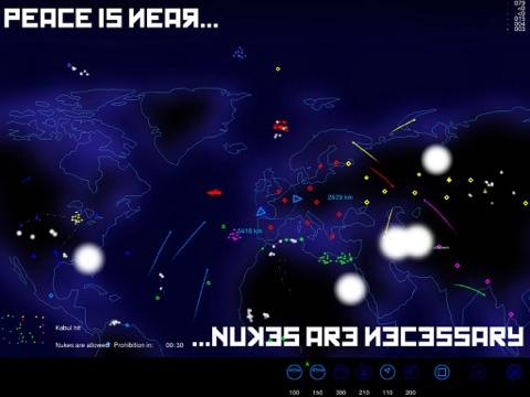 Radzone : 核戦争のおすすめ画像1