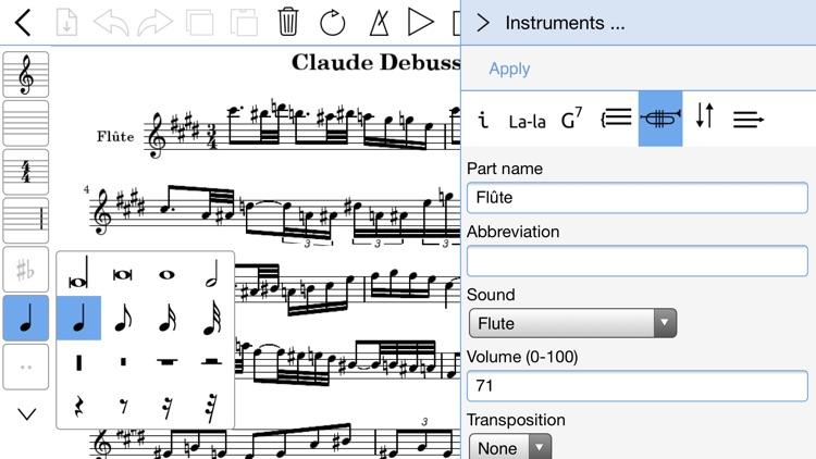 Music Notator screenshot-3
