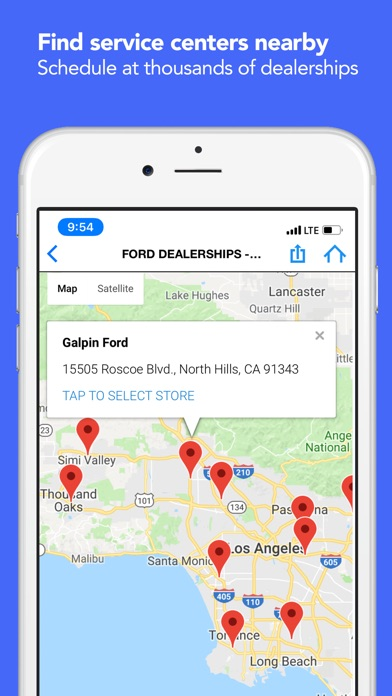 Image of Car Repair - AutoMotion for iPhone