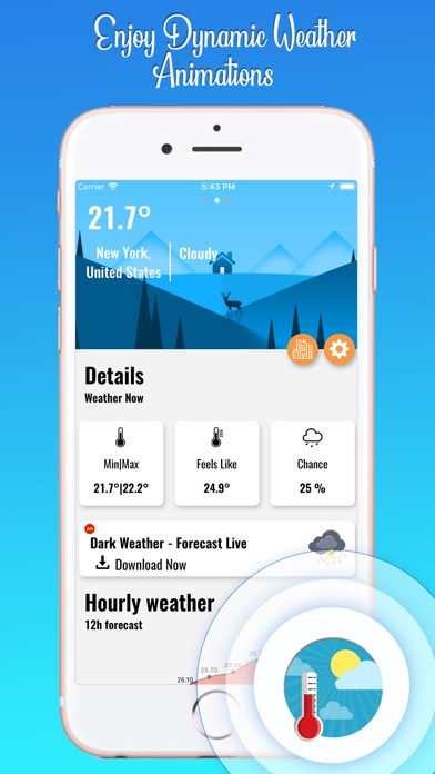 Weather Live Channal on PC: Download free for Windows 7, 8