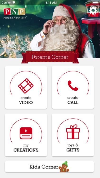 Santa's Portable North Pole screenshot-0