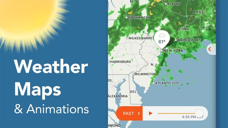 AccuWeather: Weather Forecast screenshot-9