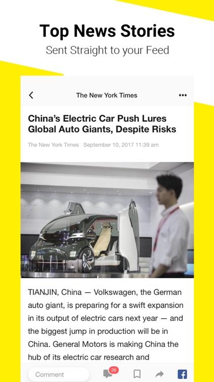 TopBuzz: Viral Videos & News screenshot-3