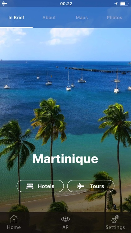 Martinique Travel Guide screenshot-0