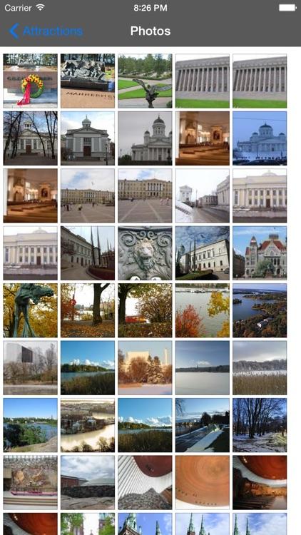 Helsinki Travel Guide Offline