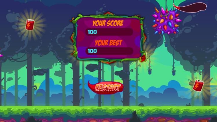 辣椒人跑酷-全民都在玩的动作小游戏 screenshot-4