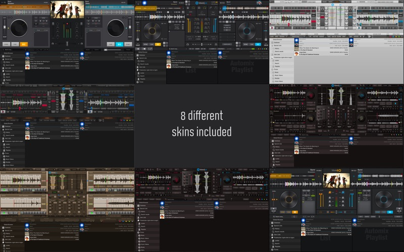 future.dj pro - mix everything Screenshots
