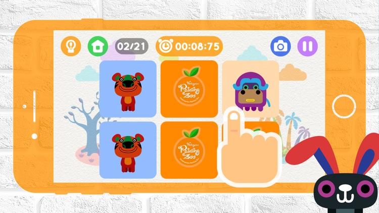 Find Me! : Painting Zoo screenshot-0