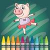Color & Draw Animals HD