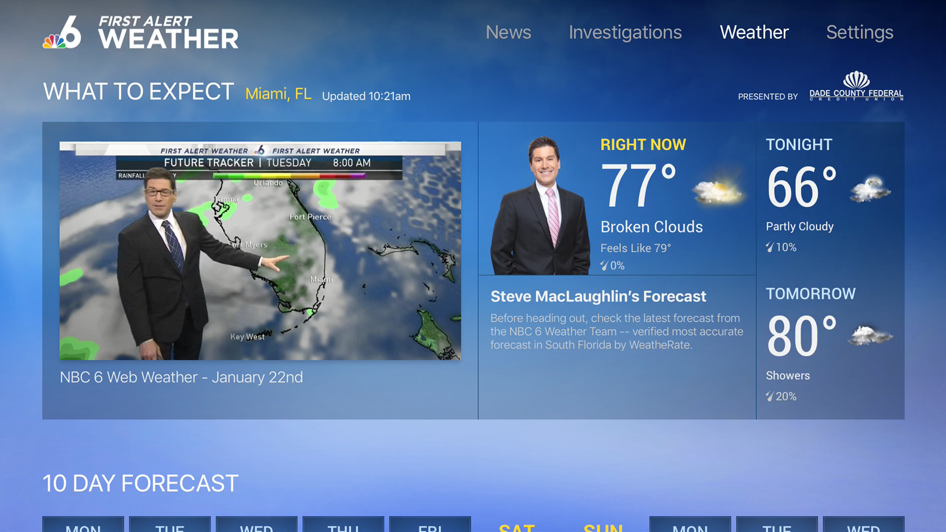 NBC 6 screenshot 17