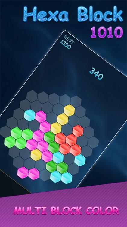 Hexa Block 1010 screenshot-3
