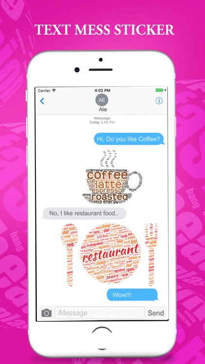 Text Message Stickers screenshot-3