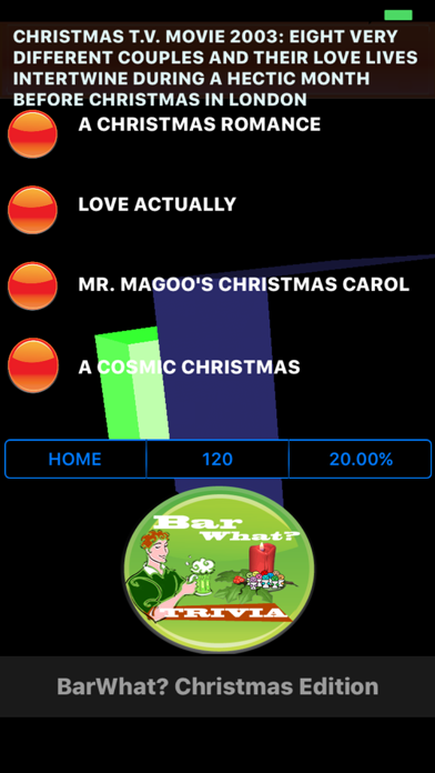 BarWhat? Christmas 10K+ Trivia screenshot 7