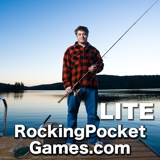 I fishing lite by chris egerter for Fishing tournament app