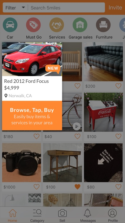 5miles: Buy and Sell Locally screenshot-0