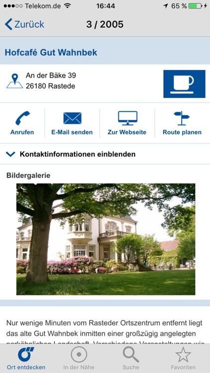 Ostfriesland App Das Örtliche screenshot-3