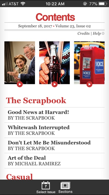 The Weekly Standard