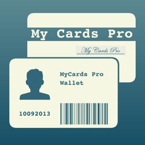 My Cards Pro - Wallet app