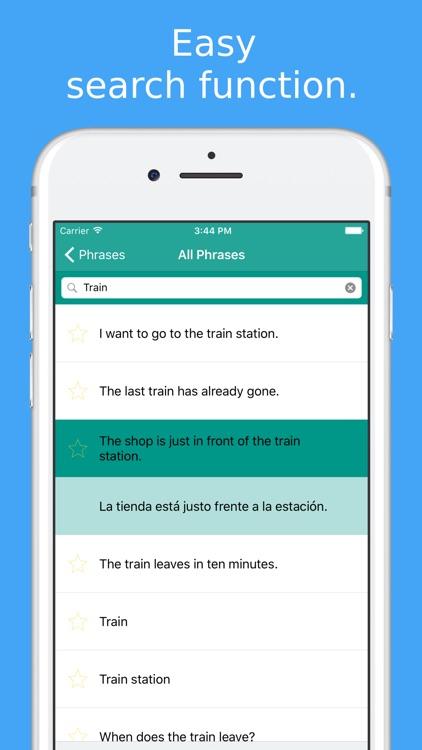 Simply Learn Spanish screenshot-4