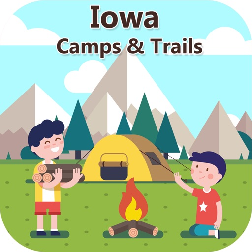 Great - Iowa Camps & Trails