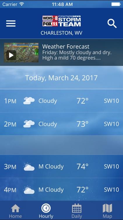 WCHS/Fox11 Stormteam Weather