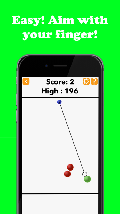Wall Ball - Bounce screenshot one